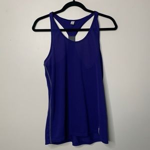 Under Armour Womens Medium Purple Tank Top